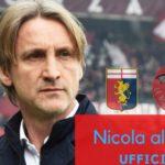 UFFICIALE: Genoa, Nicola è il nuovo tecnico