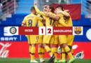 Inter – Barcellona 1-2, i nerazzurri scivolano in Europa League