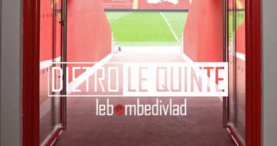 DIETRO LE QUINTE – Calcio 'al volo'