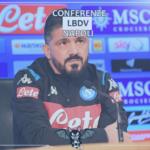 """Napoli, Gattuso: """"Fatta una buona partita. Mercato? Penso non arriverà più nessuno"""""""