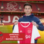 UFFICIALE - Bayern Monaco, arriva Kuhn dall'Ajax
