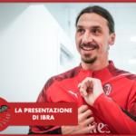 """Milan, Ibrahimovic si presenta: """"So cosa devo fare, Zlatan c'è ancora"""""""
