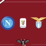 Coppa Italia: Napoli - Lazio, le formazioni ufficiali