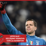 UFFICIALE - Juventus, rinnova Szczesny