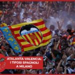 [VIDEO] #LBDV - I tifosi del Valencia 'invadono' Milano