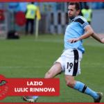 Lazio, rinnovo in vista per Lulic. Presto l'annuncio