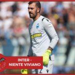 Inter, Viviano non sarà tesserato: le parole dell'agente