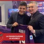 """Fiorentina, Agudelo: """"Non è stato difficile scegliere Firenze"""""""