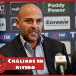 Il Cagliari da domani va in ritiro. Ecco il comunicato del club sardo