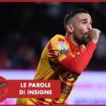 """Benevento, Insigne: """"Inzaghi un martello! E su mio fratello Lorenzo..."""""""