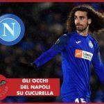 Napoli, su Cucurella c'è anche il Barcellona