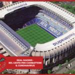#CORONAVIRUS - Real Madrid, bel gesto dei blancos