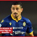Hellas Verona, una big su Gunter