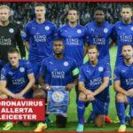 """#CORONAVIRUS: Leicester, Rodgers: """"Alcuni calciatori hanno i sintomi del COVID-19"""""""