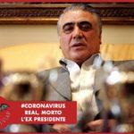 #CORONAVIRUS - Real Madrid, morto ex presidente Lorenzo Sanz