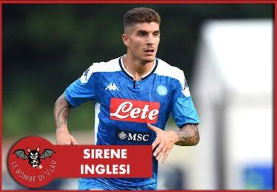 Napoli, interesse del Manchester United per Di Lorenzo: la situazione
