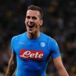 Napoli, per Milik è sfida Arsenal-Tottenham