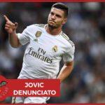 #CORONAVIRUS - Real Madrid, Jovic denunciato: violata la quarantena