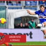#CORONAVIRUS - Sampdoria, Gabbiadini positivo: il comunicato del club ligure