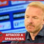 """Lazio, Igli Tare contro Spadafora: """"Non vuole aiutare il calcio"""""""