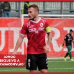 """ESCLUSIVA #LBDV - Longo a '#ACasaConVlad': """"Rifiutato il Palermo per mantenere la mia promessa fatta alla Turris! E sullo stop dei campionati..."""""""