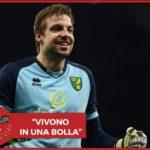 """Norwich, Krul: """"I calciatori vivono in una bolla"""""""