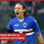 UFFICIALE - Sampdoria, risoluzione consensuale per Barreto