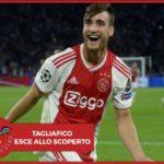 """Ajax, Tagliafico esce allo scoperto: """"Non so se resterò, voglio un campionato più importante"""""""