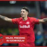 Milan, continua il pressing per Szoboszlai. Le ultime
