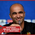 UFFICIALE - Belgio, rinnova Roberto Martinez