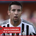 Boca Juniors, vicino l'ex Juventus Isla