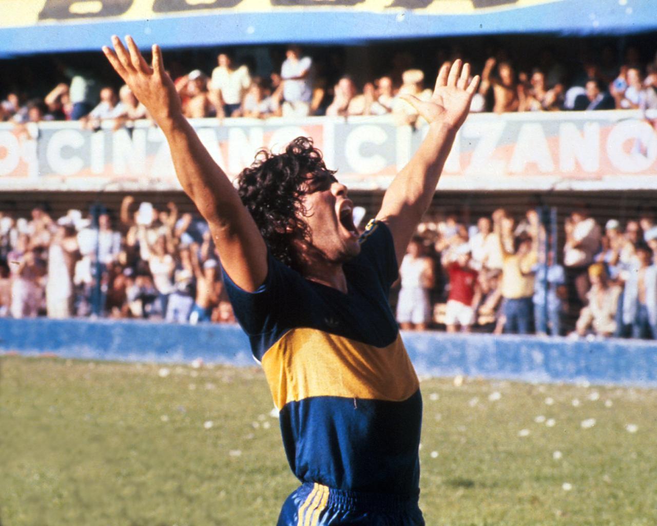 Boca Maradona