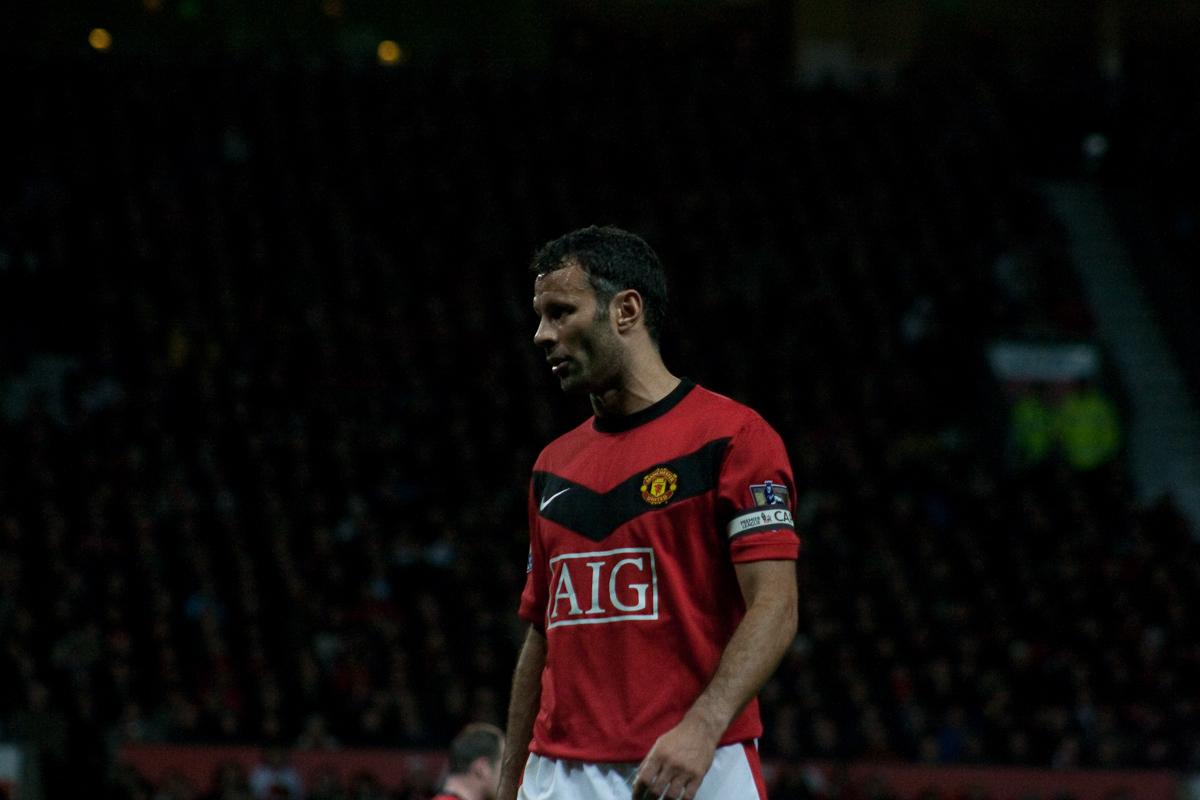 Giggs Manchester